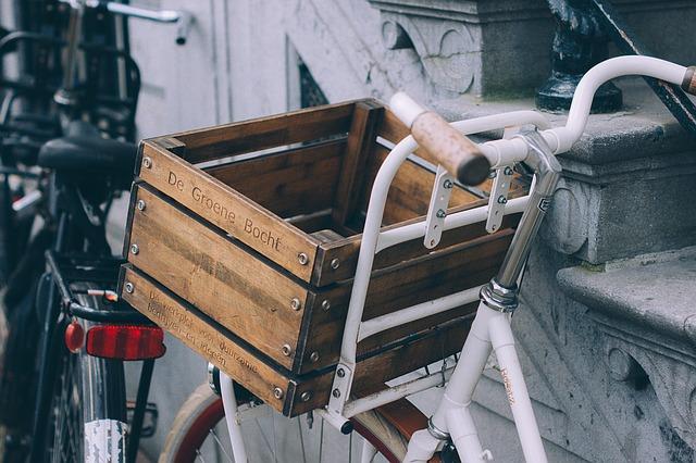 Pyörän kori